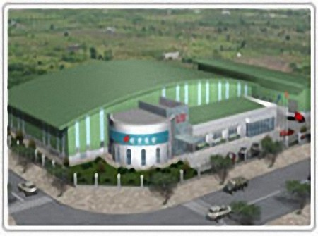New factory in VISIP, Binh Duong